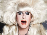 Lady Bunny by Jimmy Paul