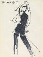 Stephen Sprouse's fashion diaries