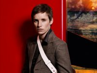 Eddie Redmayne for Prada Uomo Fall/Winter 2016