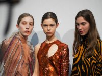 Realized Attraction: Backstage Milan Fashion Week Autumn/Winter 2017