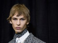 Peaceful Sedition: Backstage Paris Fashion Week Men's Spring/Summer 2018