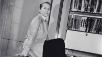 MoMA's Paola Antonelli exposes the complexities of getting dressed with art director Peter Saville