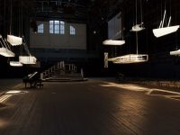 "Revisiting ""H {N)Y P N(Y} OSIS"" by Philippe Parreno at the Armory"