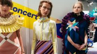 PFW18: Viktor & Rolf's couture is a meticulous cultural commentary