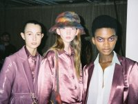 Lucid dreaming backstage with Sies Marjan