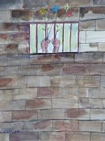 Amongst the artworks counted as the newest detainees of the war on terror
