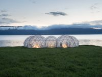 Michael Pinsky's latest installation, 'Pollution Pods,' deemed too toxic for the public