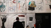 Jean-Michel Basquiat's 'Flesh and Spirit' is at the center of an art family's legal feud