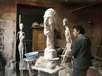 A meticulous recreation of Giacometti's studio is now open to the curious