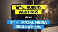 Belgium fights back against Facebook's problem with Old Master nudes