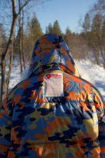 Into the woods: Acne Studios' Jonny Johansson takes on the Swedish outdoor icon Fjällräven
