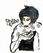 Tabboo! The muse as artist