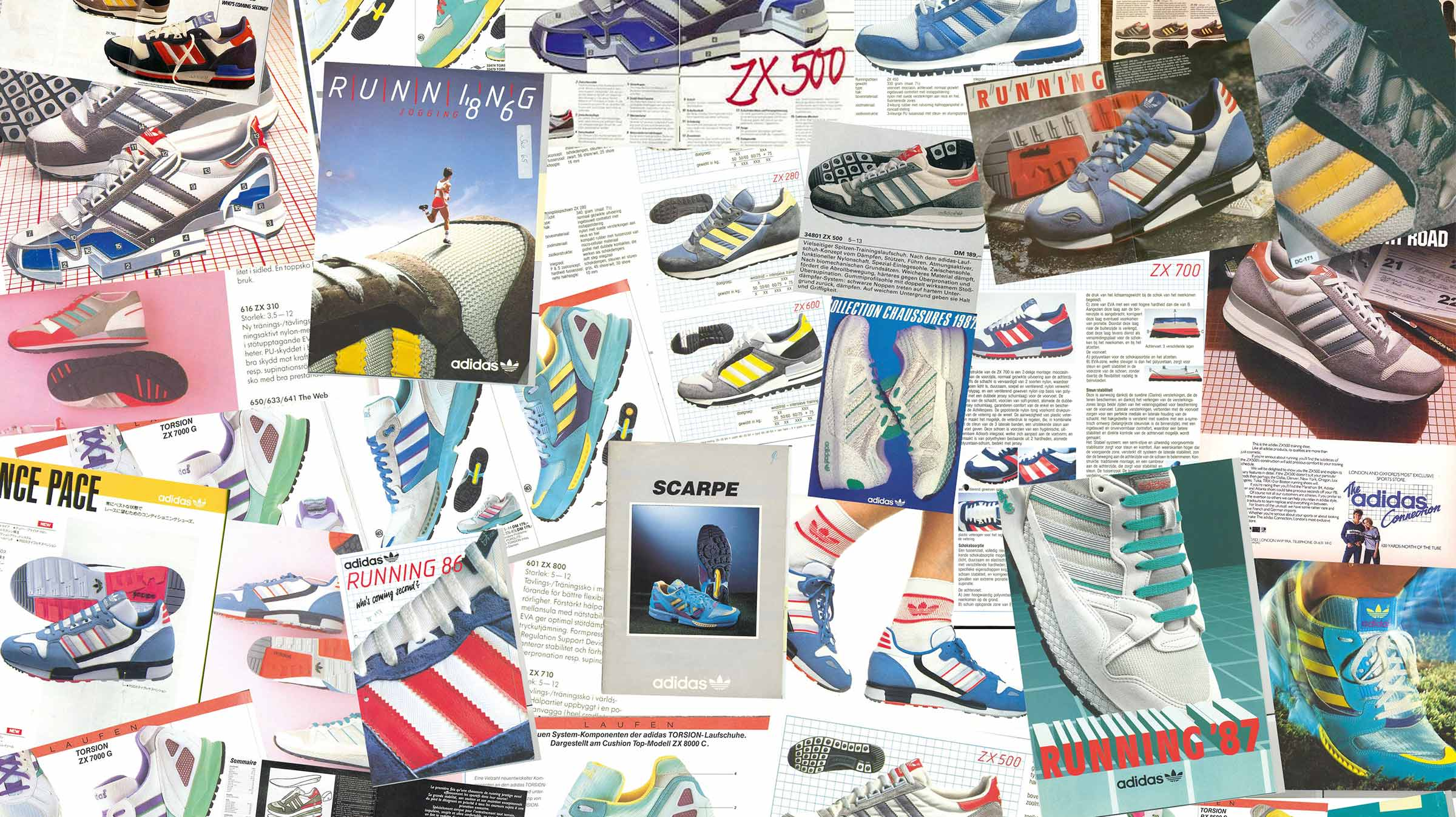 66e3725e1fa6a Adidas tracks the famed history of its ZX Runner