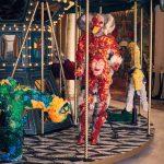 Raúl de Nieves creates a magical carousel with Bulgari and Art Production Fund