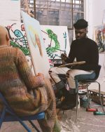 Gianni Lee and Elise Peterson on Black art and brainstorming the future