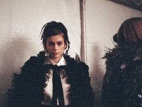 Backstage at Marc Jacobs: an intimate view of NYFW's grand finale